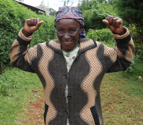 The story behind the coolest Grandma on earth