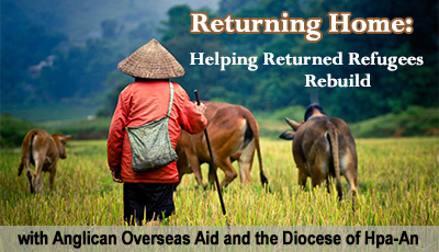 Returning Home: Rebuilding in Myanmar