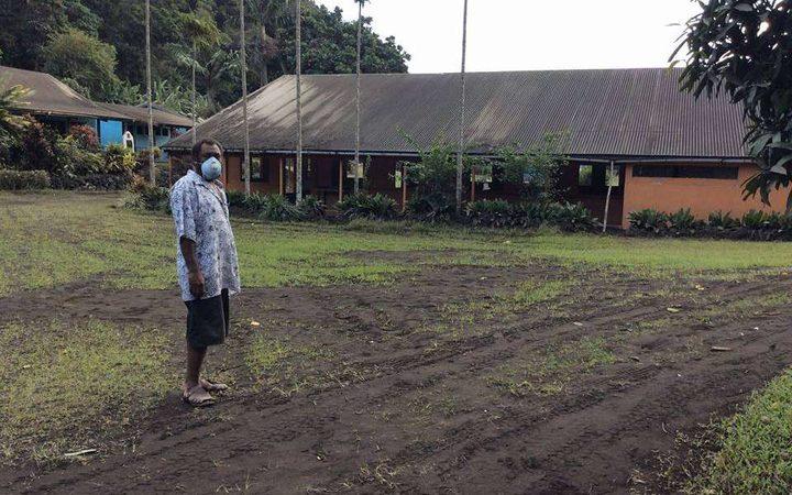 Evacuation of Ambae Island in Vanuatu